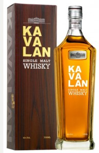 Kavalan Single Malt Whisky 1
